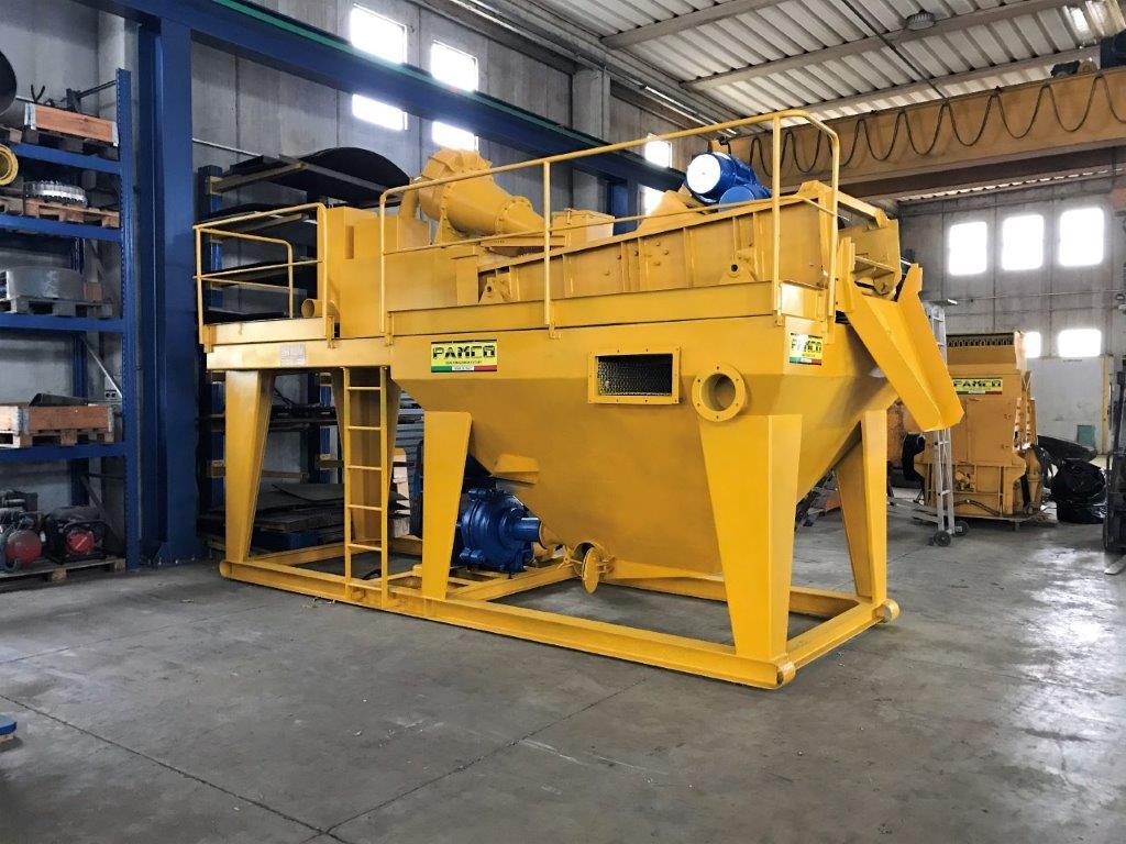 Idrociclone rev 35 200 rev macchine pompe for Idrociclone per sabbia usato
